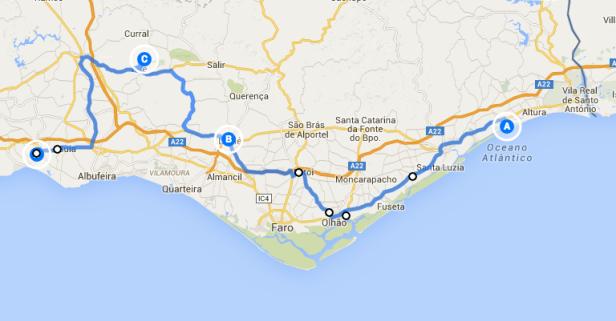 Algarve Ost