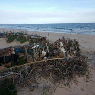 Eine Strandburg?