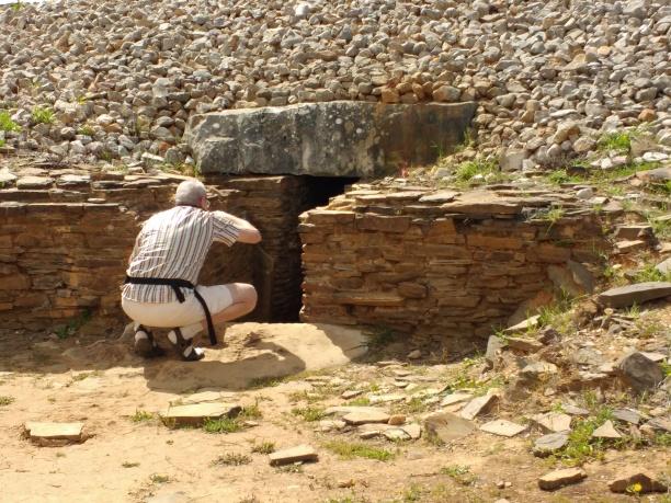 Zurück in die Steinzeit...