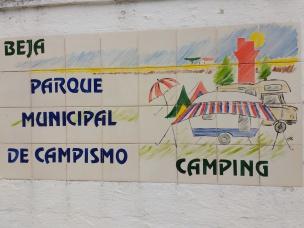 Campingplatz Beja