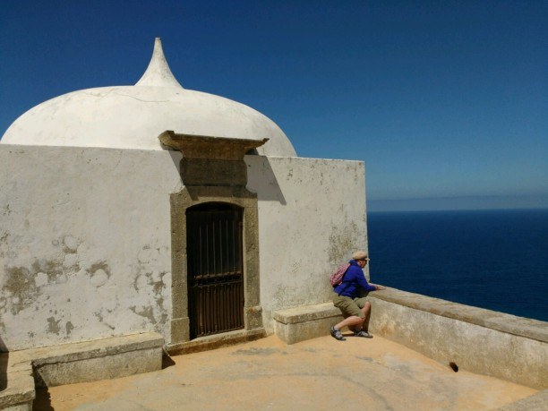 Am Cabo Espichel