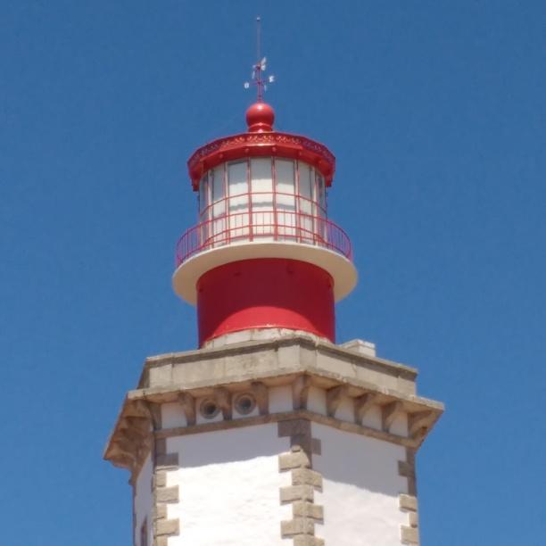 Am Leuchtturm Espichel
