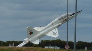 Modernerer Kampfjet
