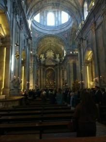 In der Basilika de Estrela