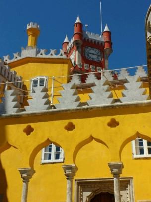 Ausschnitt, Palast