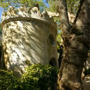 Romantischer Turm