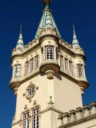 Turm des Rathauses
