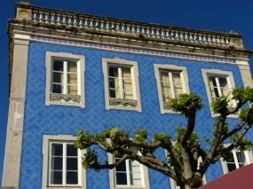 Azulejos in Sintra