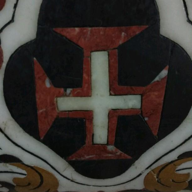Kreuz der Christusritter