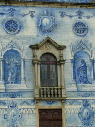 Azulejos-Kirche