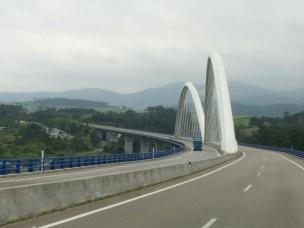 Autrobahnbrücke