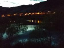 Stausee bei Nacht