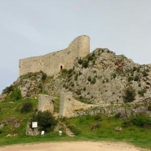 Castillo de Poza de la Sal;