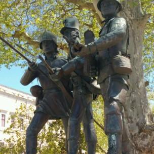 Kriegerdenkmal Mafra