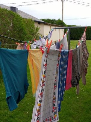 'Große Wäsche'