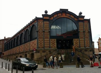 Die Markthalle