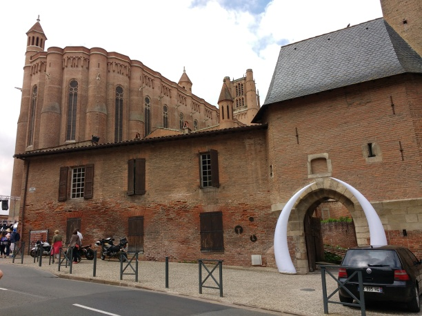 Eingang Museum
