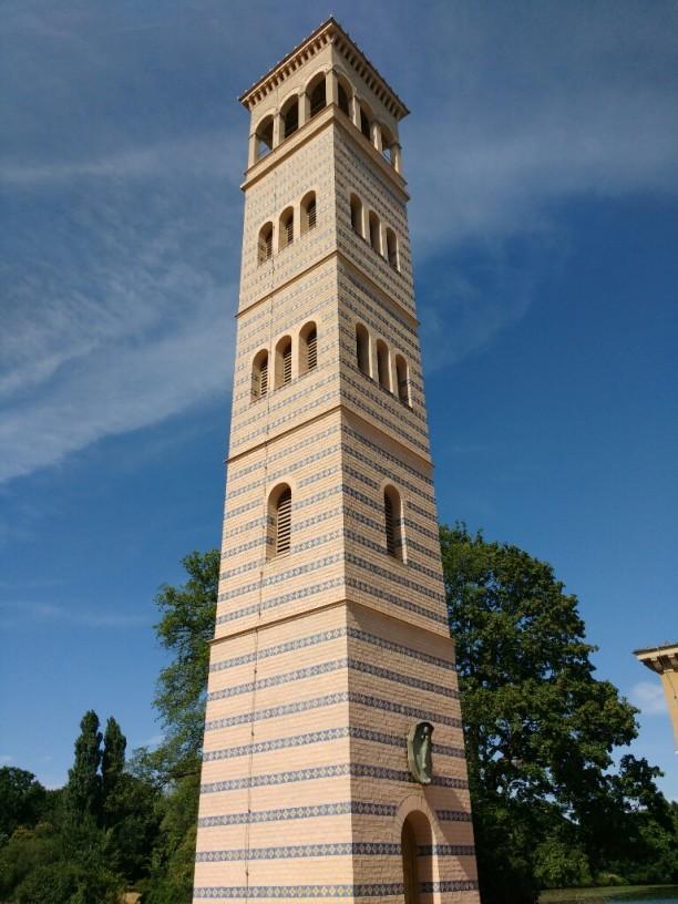 Turm Heilandskirche