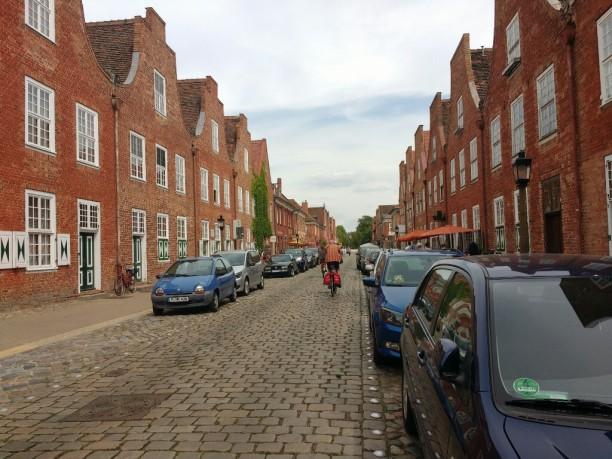 Im Holländischen Viertel