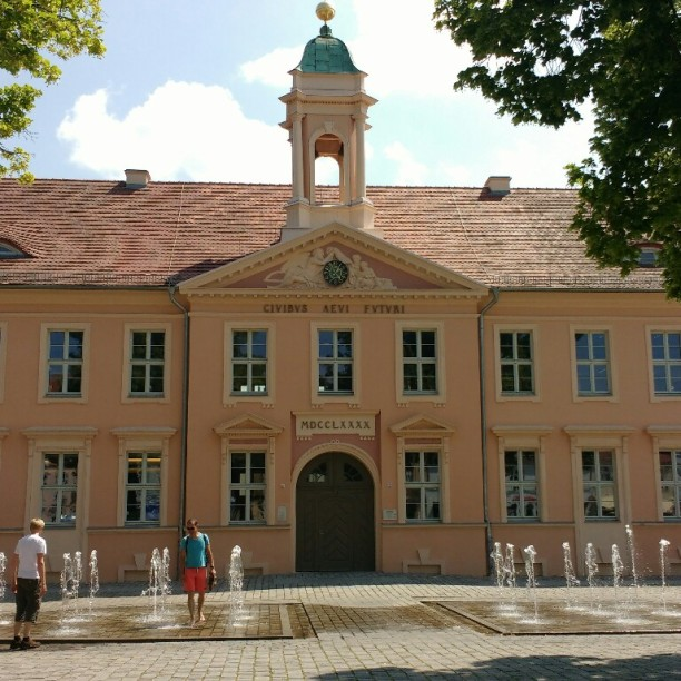 Altes Gymnasium in Neuruppin