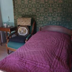 Sein Schlafzimmer