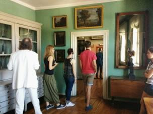 Viele Besucher...