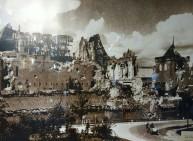 Zerstörung 1945