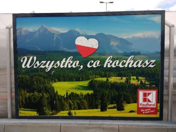 Kaufland-Werbung :-)