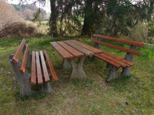 Waldparkplatz Bad Imnau