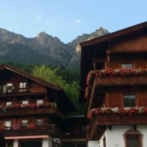 Ein echtes Alpendorf, dieses Alpbach