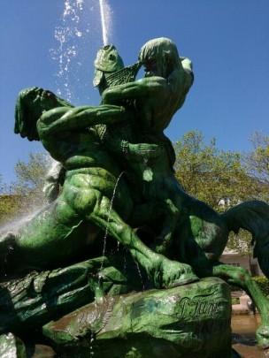 Stuhlmannbrunnen, Altona