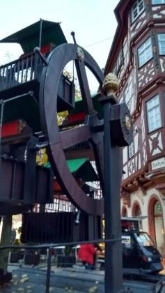 Mittelalterliche Kinderbespaßung