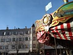Christkindlmarkt auf dem Domplatz