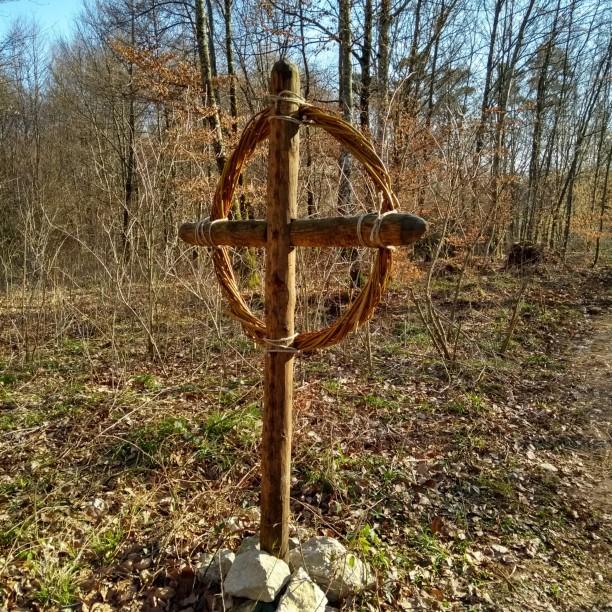 Karolingisches Kreuz