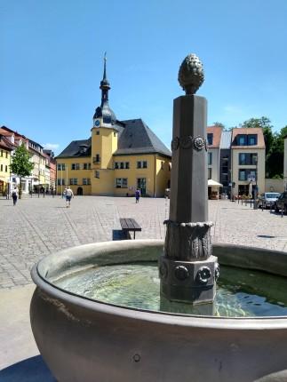 Marktplatz Apolda