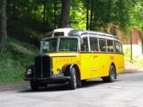 Das ist aber NICHT der Bus, der uns wieder nach Treseburg bringt...