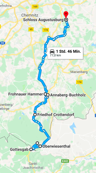 Tour Annaberg