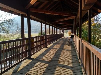 Neckarbrücke bei Ihlingen
