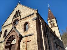 Kirche in Fischingen