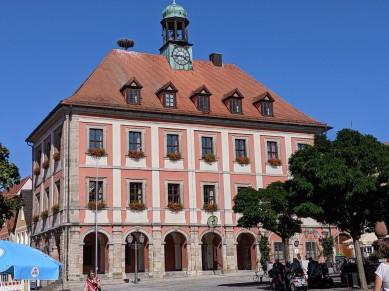 Rathaus Neustadt a.d.Aisch