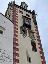 Turm im 'Hohen Schloss'