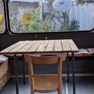 Hippes Restaurant 'Pförtner'