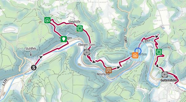 Donau-Tour 1a