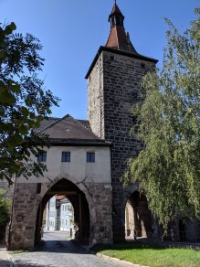 Nürnberger Tor in Neustadt a.d.Aisch