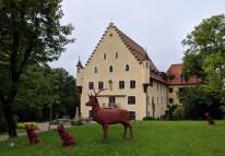 Schloss Hopferau (ein Hotel)