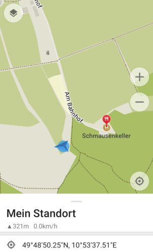 Schmausenkeller, Reundorf