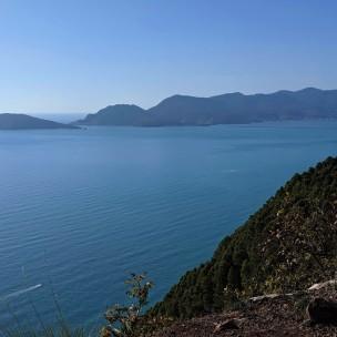 Wanderung bei Lerici